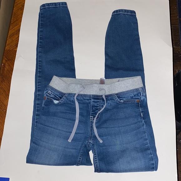 Justice Super Skinny Jean's Girl's Size 14 A9E